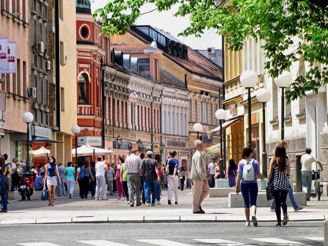 Banja Luka - Gospodska ulica (Foto:2604.blogspot.ba) -