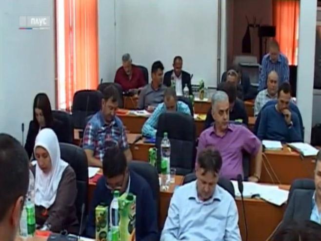Odbornici SO Srebrenica - Foto: RTRS