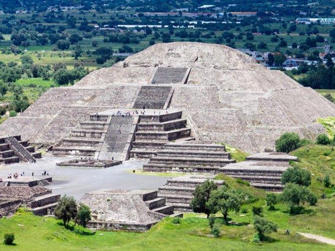 Piramide u Meksiku (Foto: Shutterstock) -