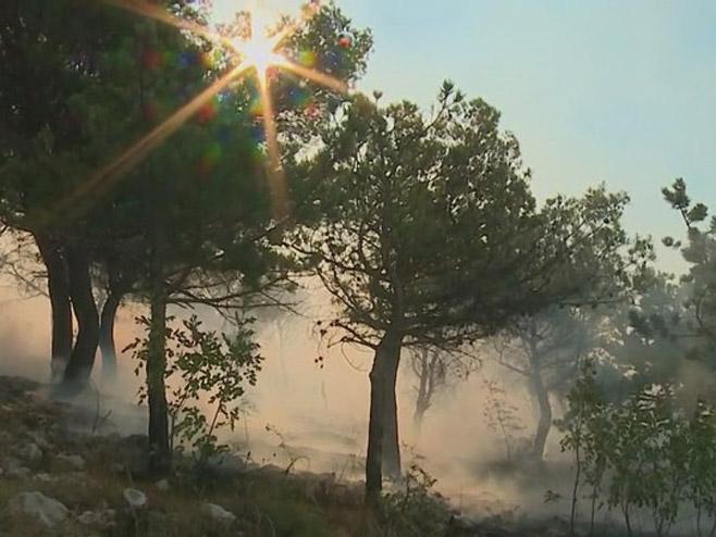Požar - region - Foto: RTRS