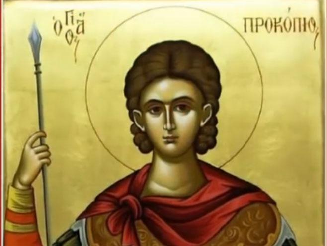 Sveti Prokopije - Foto: Screenshot/YouTube