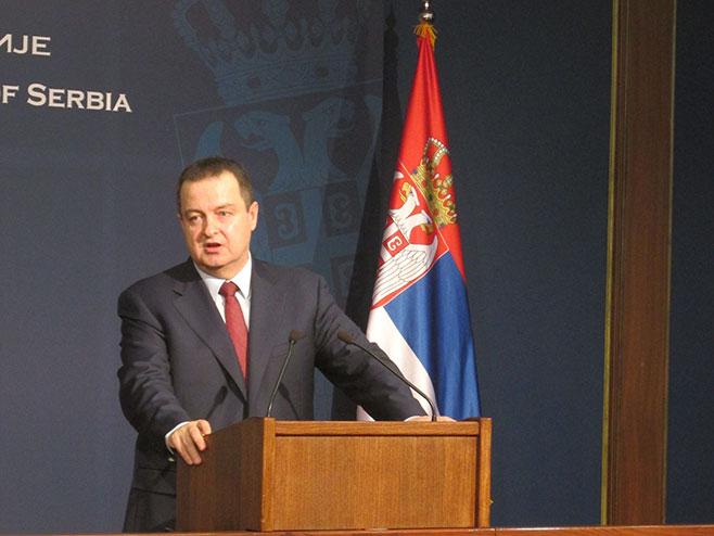 Ivica Dačić - Foto: SRNA
