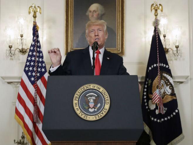 Donald Tramp (Foto:  AP Photo/ Evan Vucci) -
