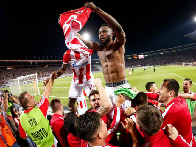Zvezde 2:1 Krasnodar