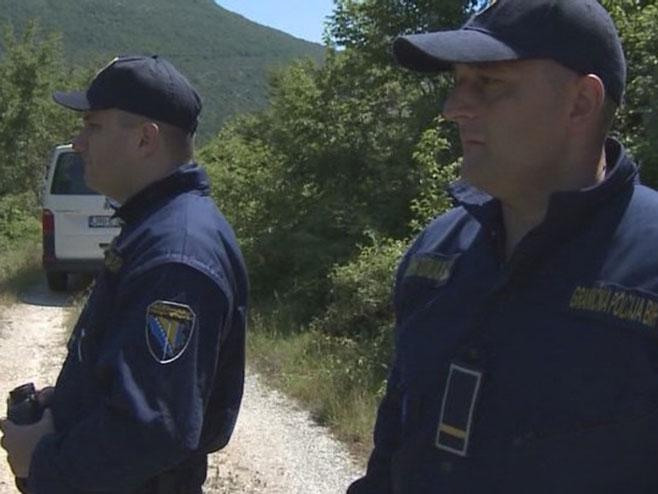 Granična policija BiH - Foto: RTRS