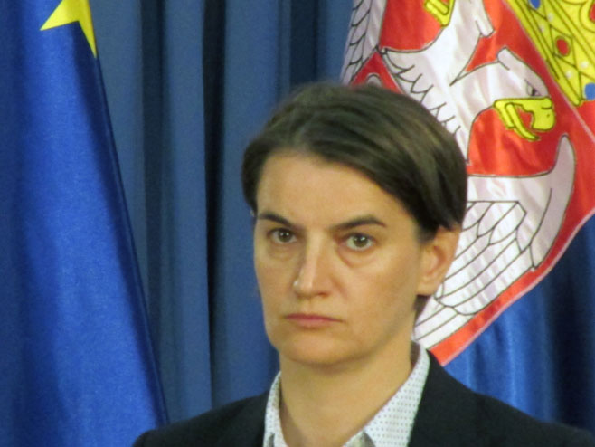 Ana Brnabić - Foto: SRNA
