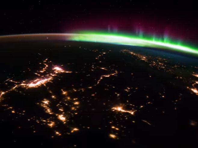 Polarna svjetlost - Foto: Screenshot/YouTube