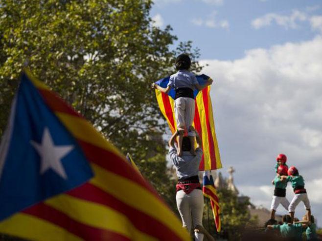 Katalonija - Foto: AP