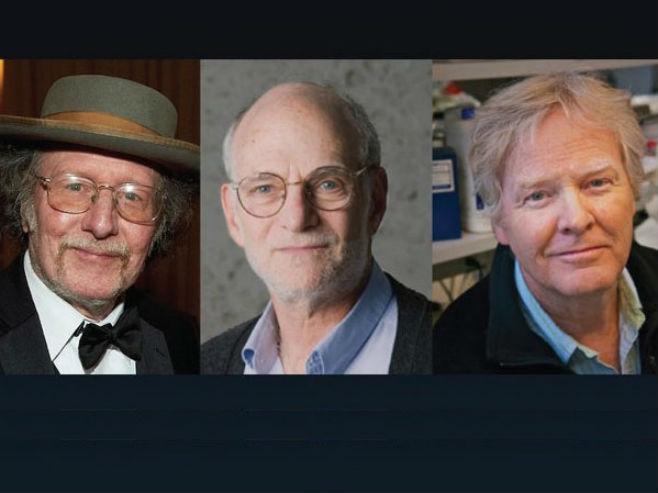 Dobitnici Nobelove nagrade za medicinu (Foto: @NobelPrize) -
