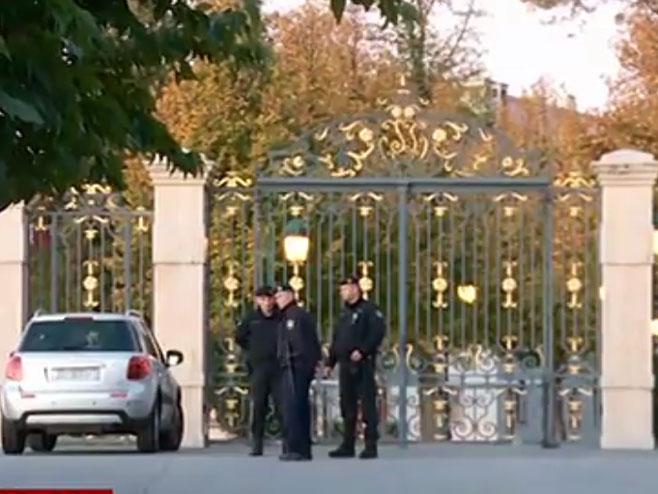 Policija upala u rezidenciju Todorić  (Foto:N1 Hrvatska) -