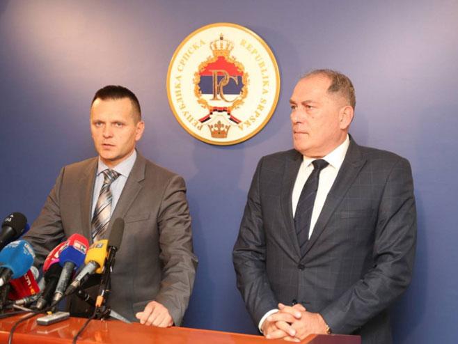 Lukač i Mektić - Foto: nezavisne novine