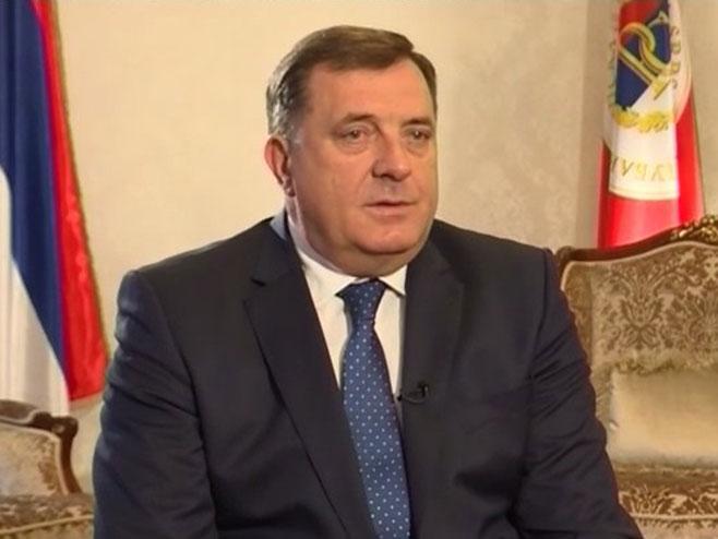 Milorad Dodik - Foto: Screenshot