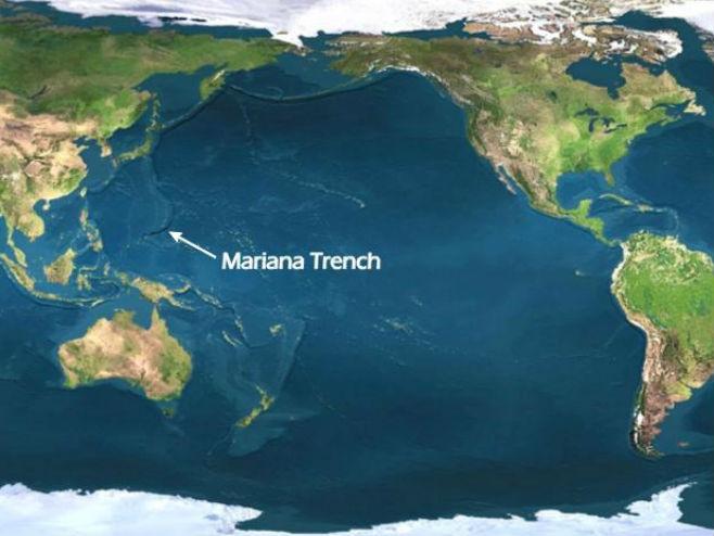 Marijanski rov- najdublja tačka na Zemlji (Foto: tes.com) -