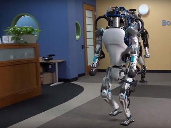 Robot (Foto: Boston Dynamics/Screenshot) -