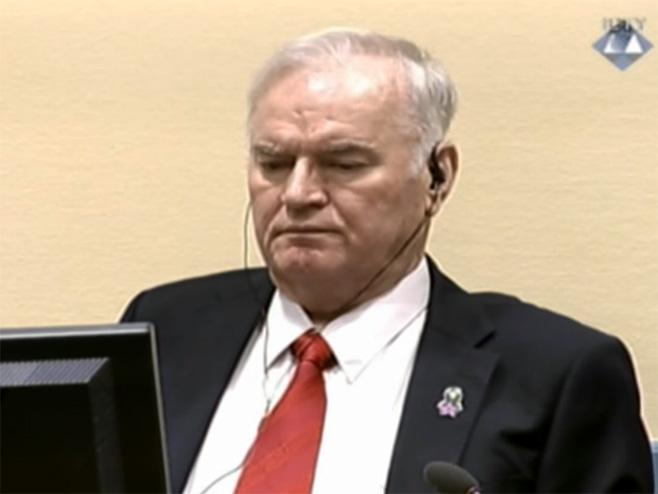 Ratko Mladić (Foto: screenshot) -