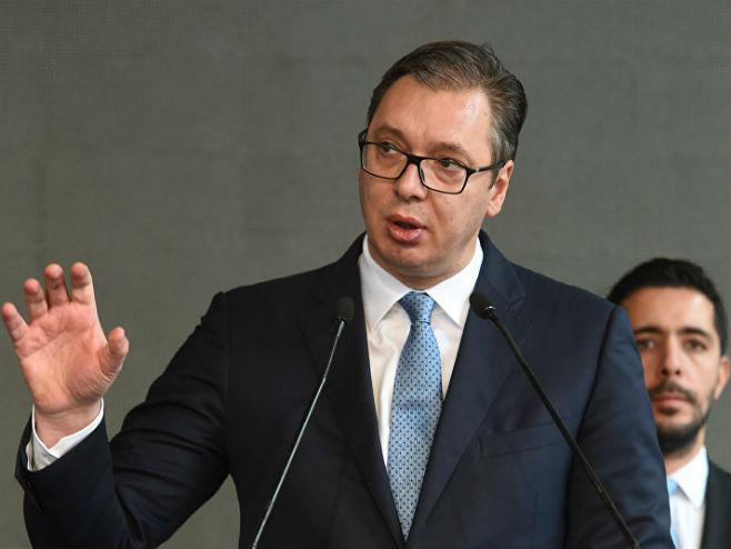 Aleksandar Vučić (Foto: Tanjug/Dragan Kujundžić) - Foto: TANЈUG