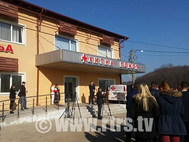 Dom zdravlja u Stanarima - Foto: RTRS