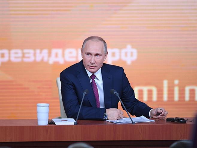 Vladimir Putin (Foto: Sputnik) -