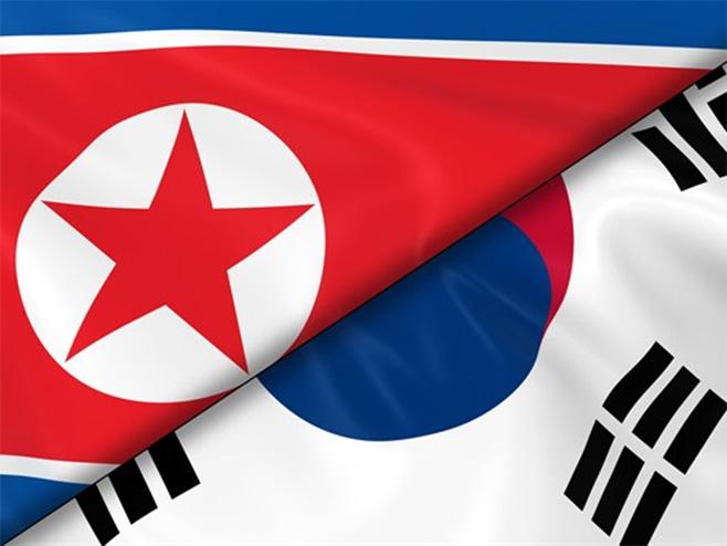 Zastave Sjeverne i Јužne Koreje (Foto: Ilustracija) -