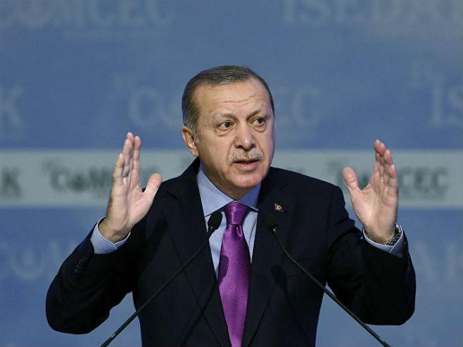 Redžep Tajip Erdogan - Foto: AP