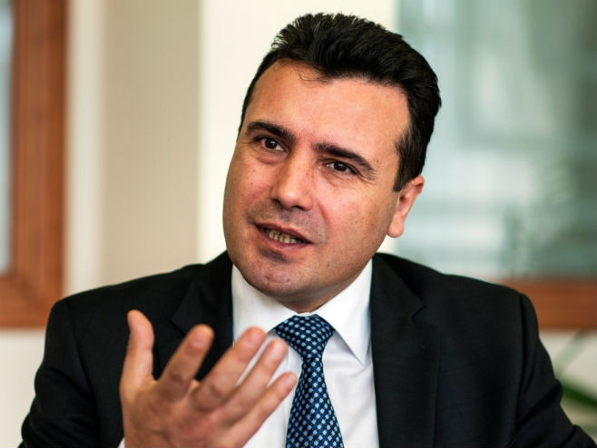 Zoran Zaev (Foto: tvkcn.net) -