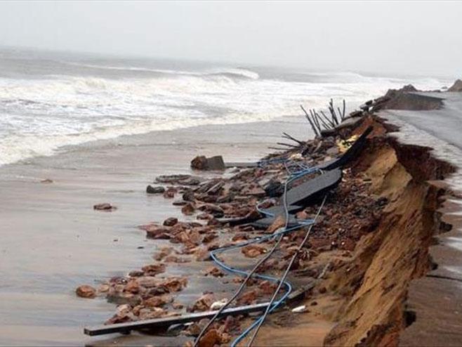 Ciklon na Madagaskaru (Foto:en.apa.az) -