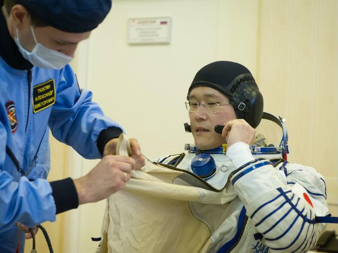 Norišige Kanai (Foto: Gagarin Cosmonaut Training Center) -