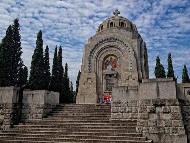 Srpsko vojničko groblje Zejtinlik u Solunu (foto:grckainfo.com) -