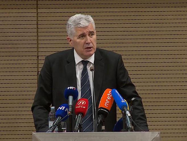 Čović: Početkom marta sastanak predstavnika BiH -