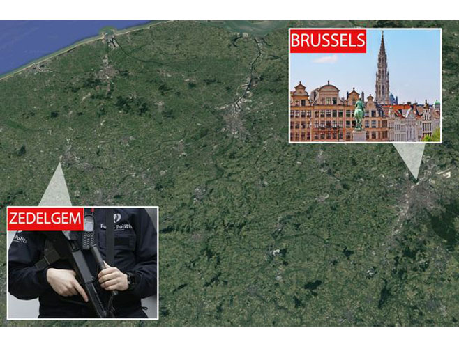 Belgijska policija traga za otetim kamionom sa opasnim hemikalijama (Foto: https://www.mirror.co.uk) -