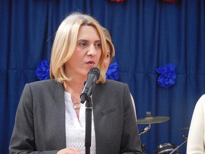 Željka Cvijanović - Foto: SRNA