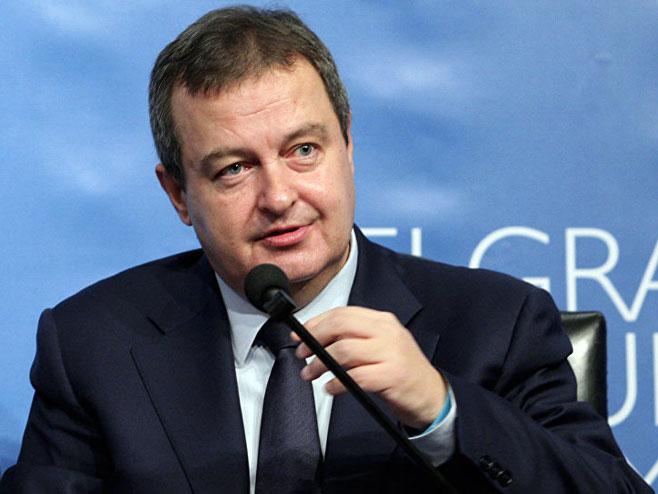 Ivica Dačić - Foto: TANЈUG