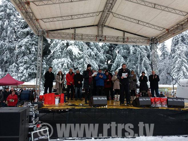 Dani zime na Kozari - Foto: RTRS