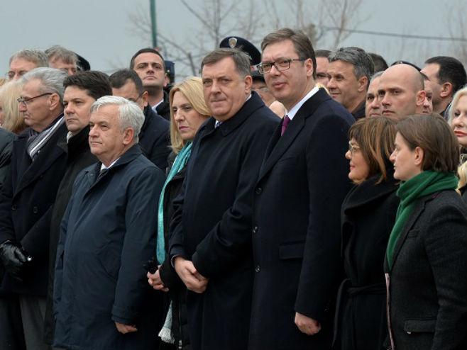 Dan državnosti Srbije; Dodik poručio: Ovo je