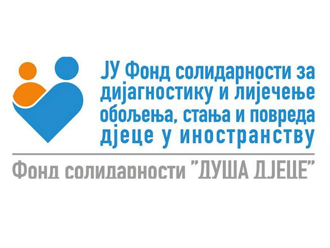Fond solidarnosti za dijagnostiku i liječenje oboljele djece -