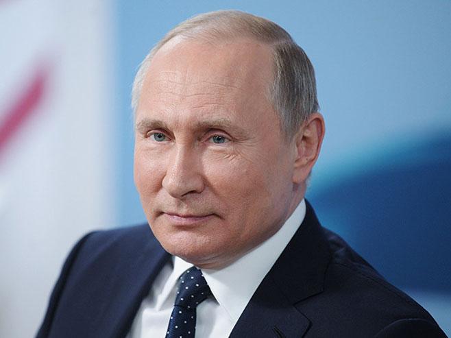 Vladimir Putin (Foto: Alexei Druzhinin / Sputnik) -
