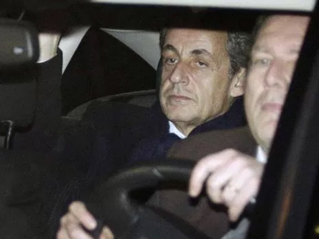 Uhapšen Nikola Sarkozi, bivši francuski predsjednik -