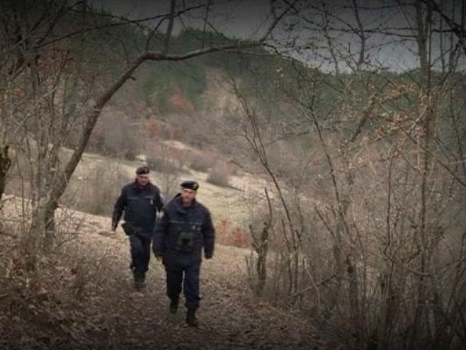 Granična policija - Foto: RTRS