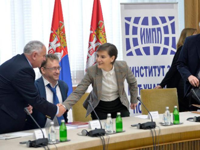 Mađunarodna naučna konferencija o Kosovu - Foto: RTS