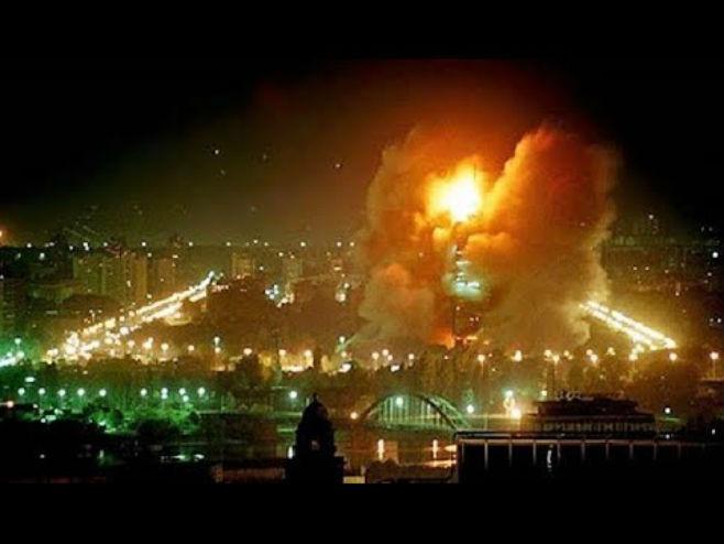 NATO bombardovanje Beograda - Foto: Screenshot/YouTube