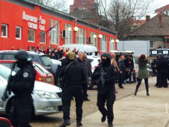 Kosovska policija uhapsila Đurića - Foto: RTS