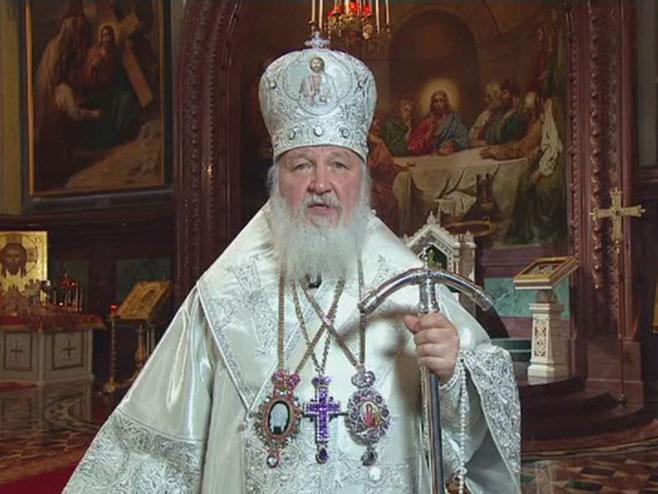 Patrijarh Kiril - Foto: RTRS