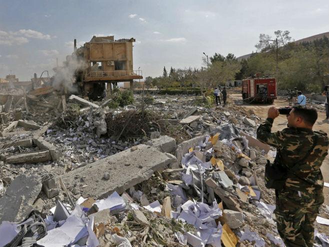 Nakon napada na Siriju - Foto: AFP