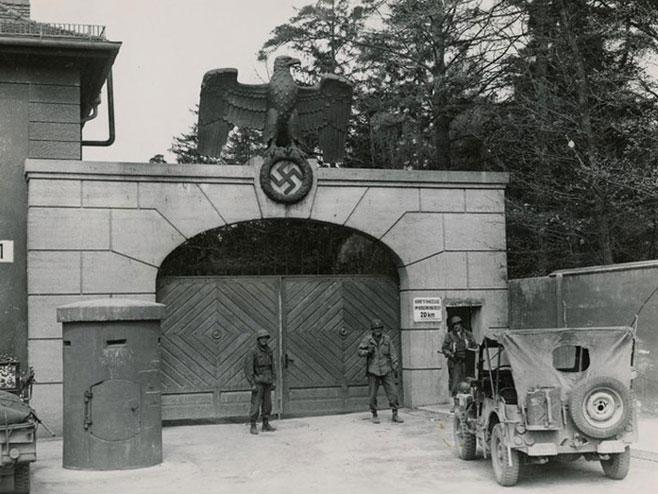 Nacistički logor (foto: www.blic.rs) -