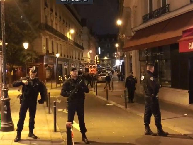 Pariz: Terorizam - Foto: RT