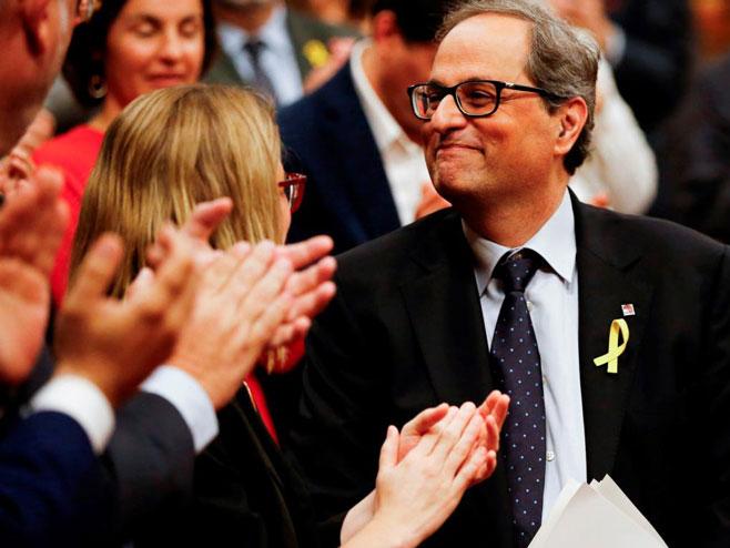 Tora imenovao novi sastav Vlade Katalonije