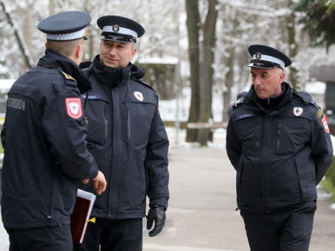 Policija Srpske (Foto: Siniša Pašalić / RAS Srbija) -