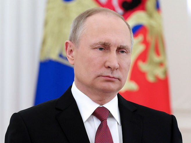 Vladimir Putin (Foto: Tass) -