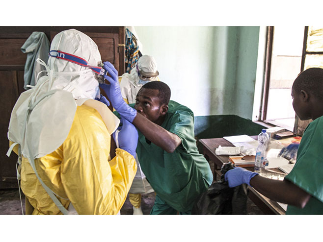 Ebola zavladala Kongom (Foto: AP Photo / Mark Naftalin) -