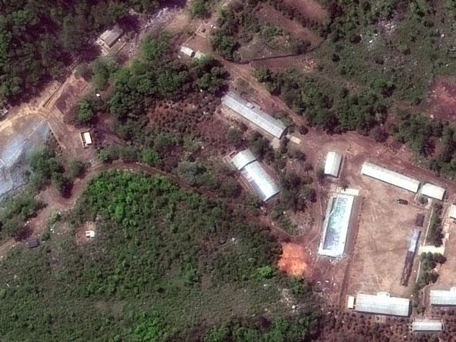 Sjeverna Koreja srušila nuklearni poligon